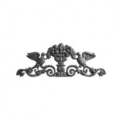 element decorativ turnat